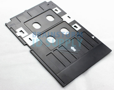 Inkjet Pvc Id Card Tray For Epson R280 Artisan 50 Rx595 R260 And More 783583183697 Ebay