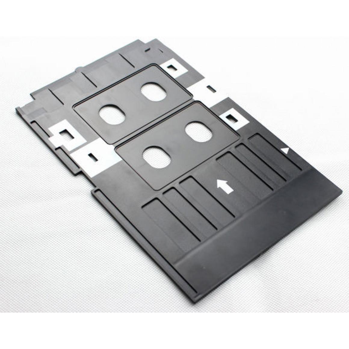 inkjet pvc card tray for epson r260 r270 r280 r290. Black Bedroom Furniture Sets. Home Design Ideas