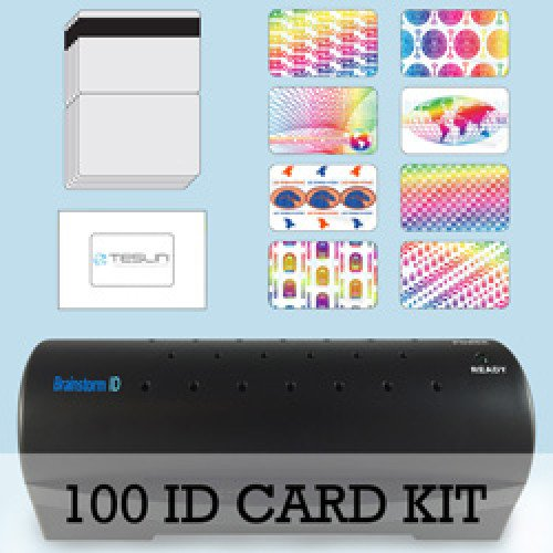 100 Card ID Kit
