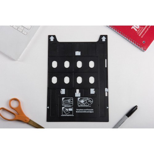 PVC Card Tray for Epson Artisan 1430, 1430W, 1500W, R1800, and More