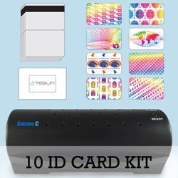 10 Card ID Kit