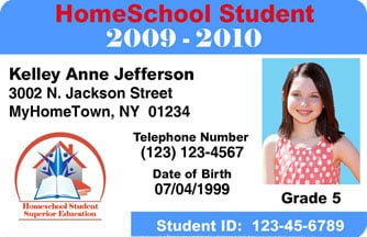 Beautiful Student ID Card templates Desin and sample word file ...