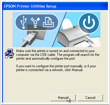 Set up Epson Artisan 50 for Inkjet PVC Card Printing on